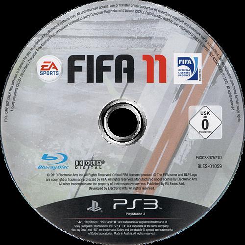 PS3 discM (BLES01059)