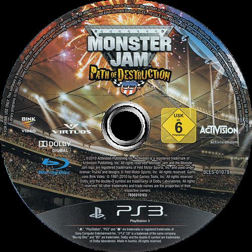 PS3 discM (BLES01079)