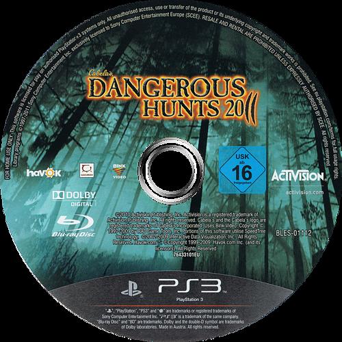 PS3 discM (BLES01112)