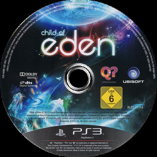 PS3 discM (BLES01114)