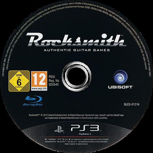 PS3 discM (BLES01216)