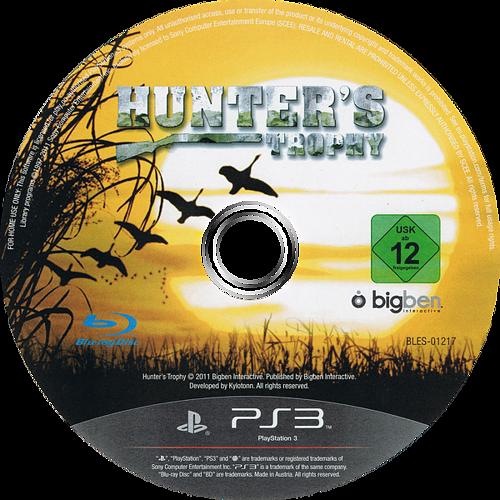PS3 discM (BLES01217)