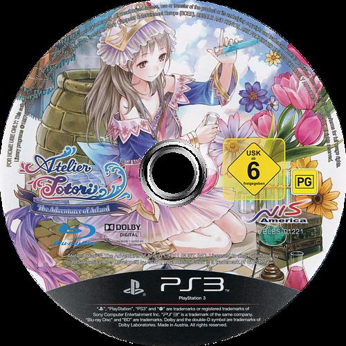 PS3 discM (BLES01221)