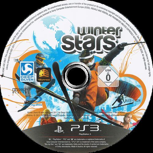 PS3 discM (BLES01224)
