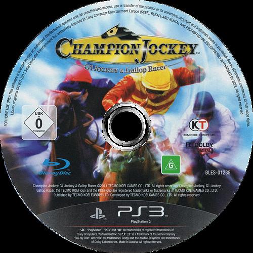 PS3 discM (BLES01235)