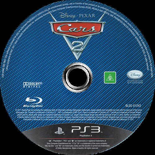 PS3 discM (BLES01242)