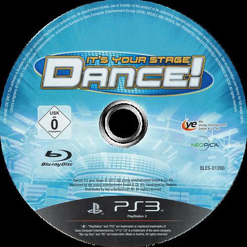 Dance! ¡Todo el mundo a bailar! PS3 discM (BLES01266)