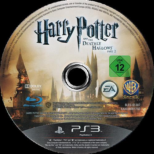 Harry Potter y Las Reliquias De La Muerte - Parte 2 PS3 discM (BLES01307)