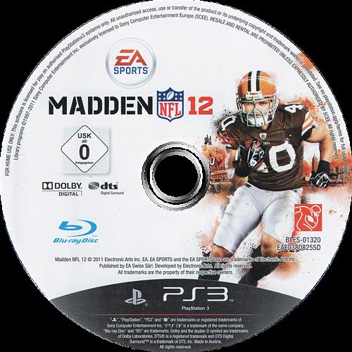 PS3 discM (BLES01320)