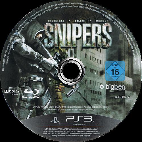 PS3 discM (BLES01327)