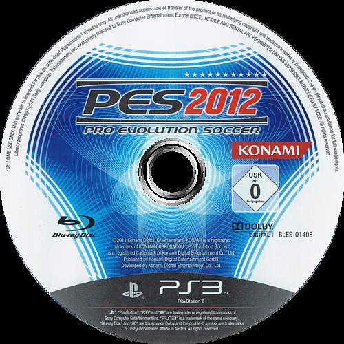 PS3 discM (BLES01408)