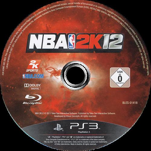 PS3 discM (BLES01418)