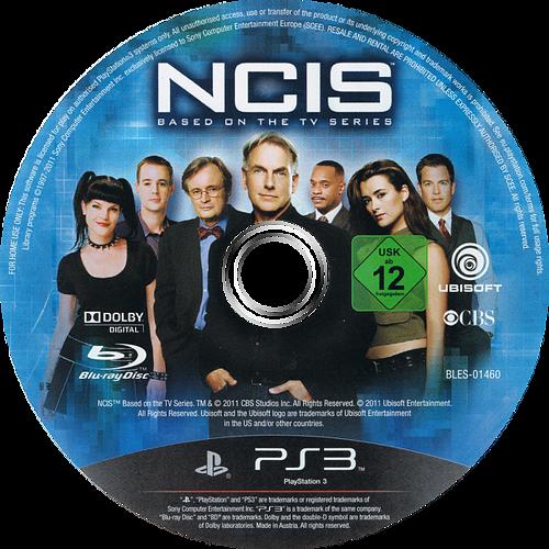 PS3 discM (BLES01460)