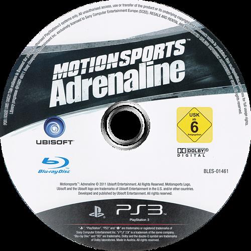 PS3 discM (BLES01461)