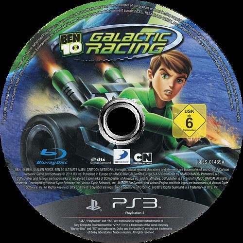 PS3 discM (BLES01469)