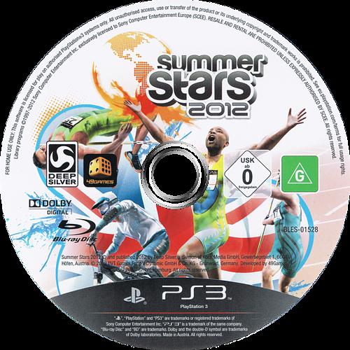 PS3 discM (BLES01528)