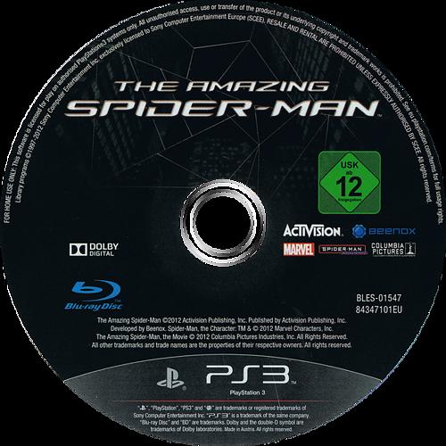 PS3 discM (BLES01547)