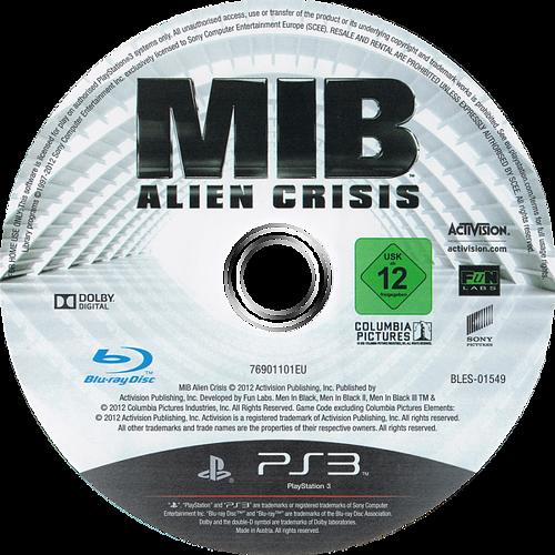 PS3 discM (BLES01549)