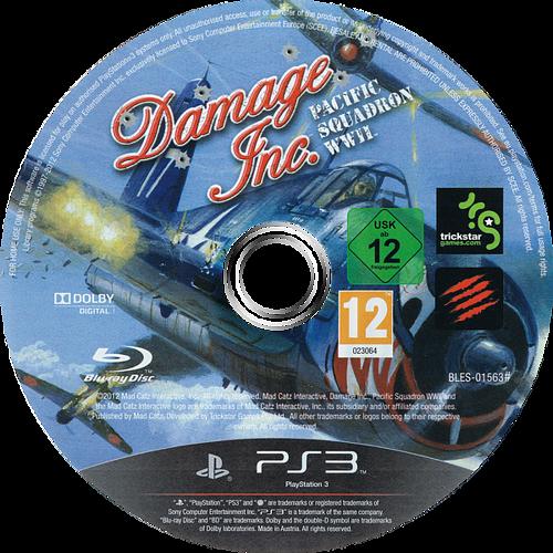 PS3 discM (BLES01563)