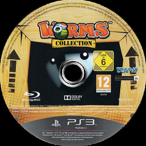 PS3 discM (BLES01610)
