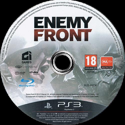 PS3 discM (BLES01654)