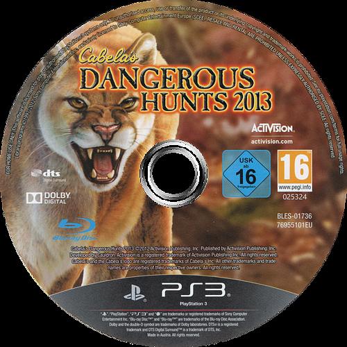PS3 discM (BLES01736)
