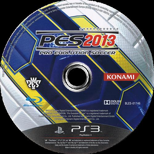 PS3 discM (BLES01746)