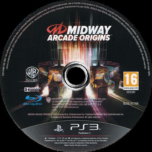 PS3 discM (BLES01768)