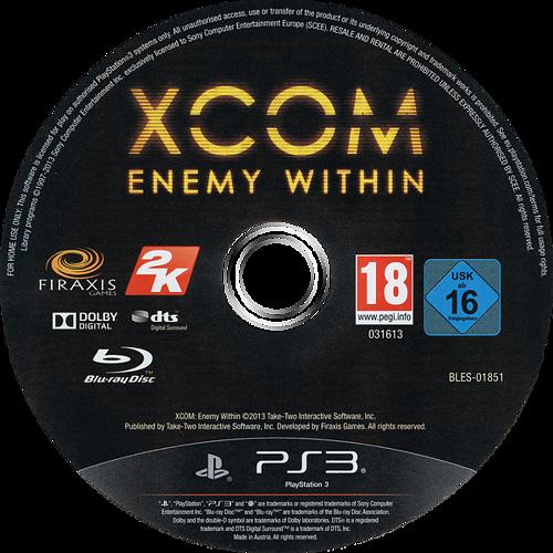 PS3 discM (BLES01851)