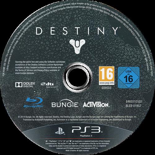 PS3 discM (BLES01857)
