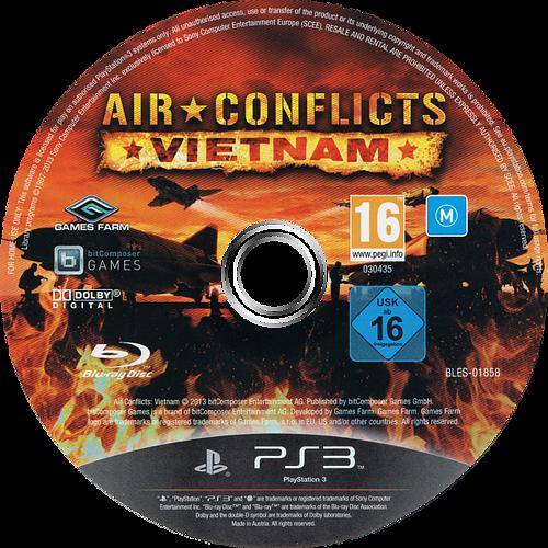 PS3 discM (BLES01858)