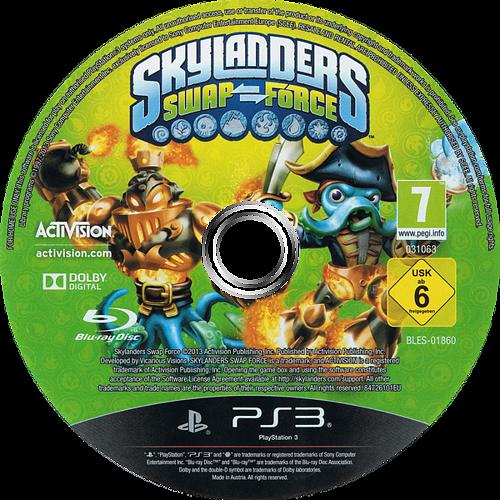 PS3 discM (BLES01860)