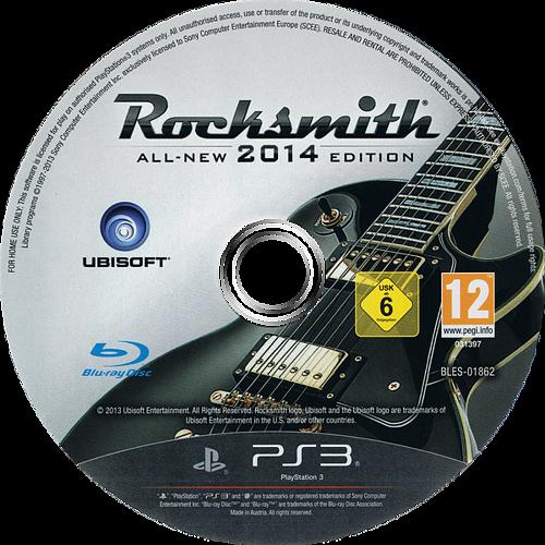 PS3 discM (BLES01862)