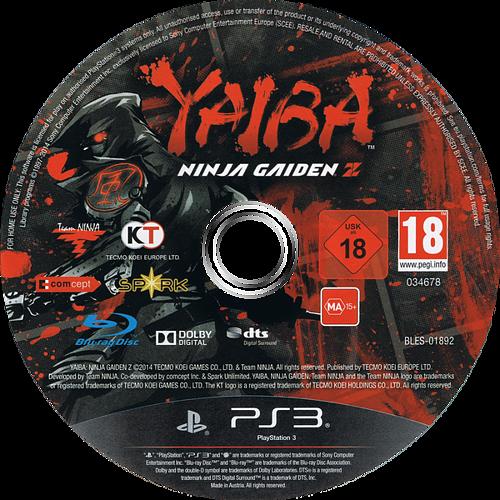 PS3 discM (BLES01892)