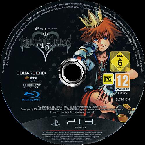 PS3 discM (BLES01897)