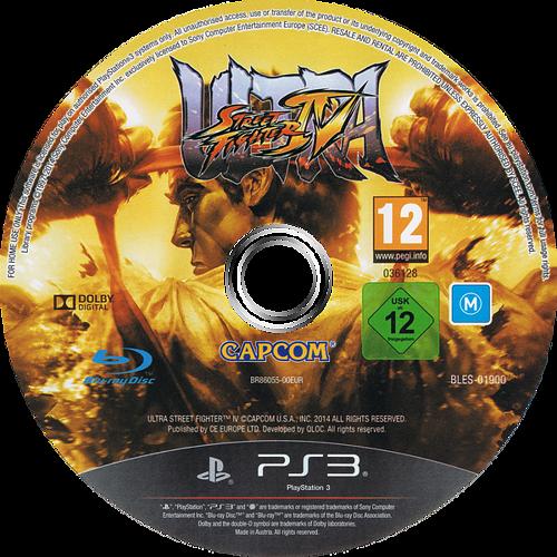 PS3 discM (BLES01900)