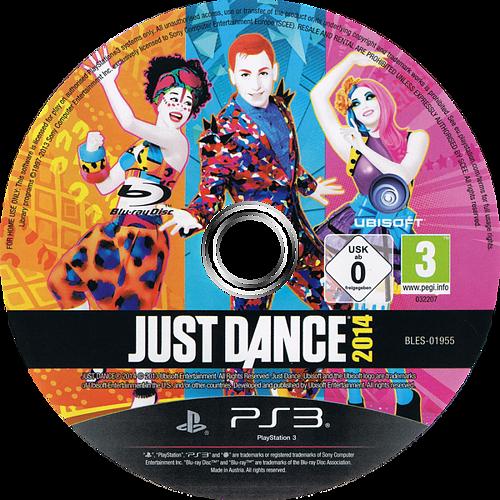 PS3 discM (BLES01955)