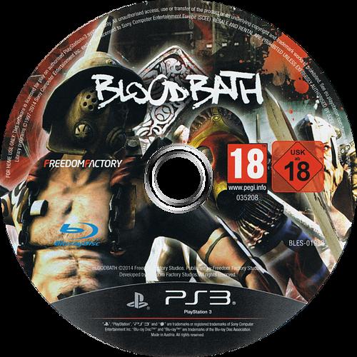 PS3 discM (BLES01988)