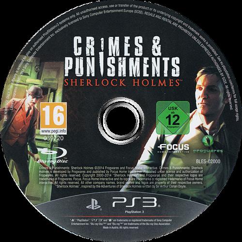 PS3 discM (BLES02000)