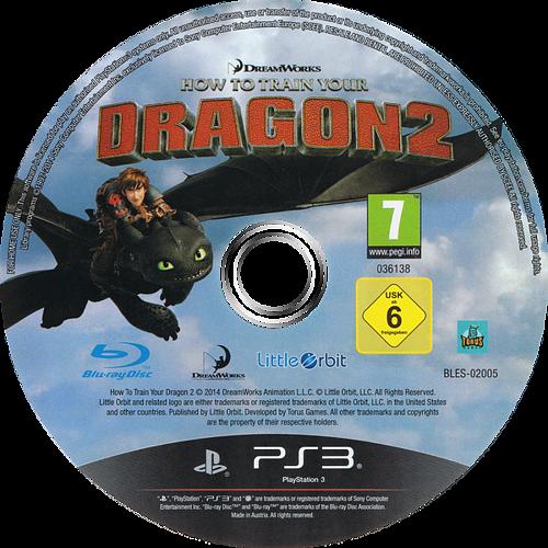 Cómo entrenar a tu Dragón 2 PS3 discM (BLES02005)