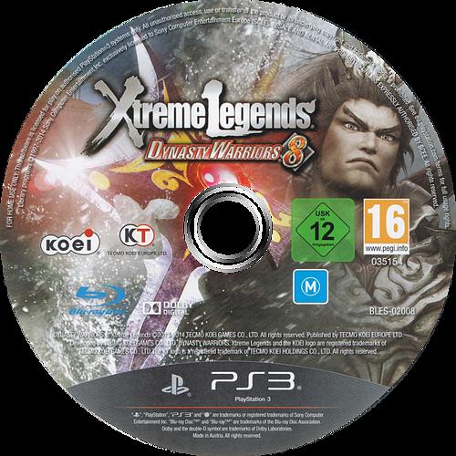 PS3 discM (BLES02008)