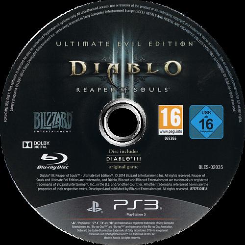 PS3 discM (BLES02035)