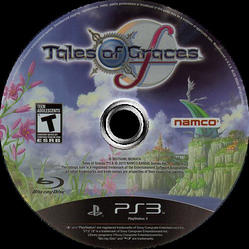 Tales of Graces F PS3 discM (BLUS30903)