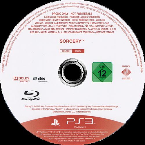 Sorcery PS3 discMB (BCES00819)