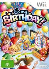 It's my Birthday! Wii cover (R2YP54)
