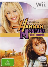 Hannah Montana: The Movie Wii cover (R8HY4Q)