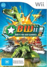 Battalion Wars 2 Wii cover (RBWP01)