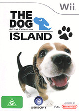 The Dog Island Wii cover (RDIP41)