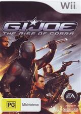 G.I. JOE: The Rise of Cobra Wii cover (RIJP69)