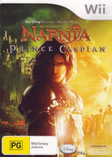 The Chronicles of Narnia: Prince Caspian Wii cover (RNNY4Q)